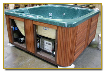 georgetown spas tubs